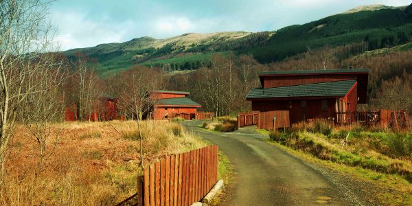 Strathyre Cabins Site, Stirlingshire