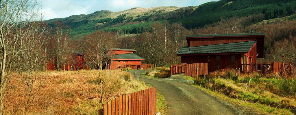 Strathyre Cabins Site, Stirlingshire