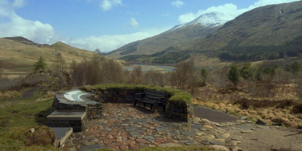 Crianlarich Heritage Paths, Stirlingshire