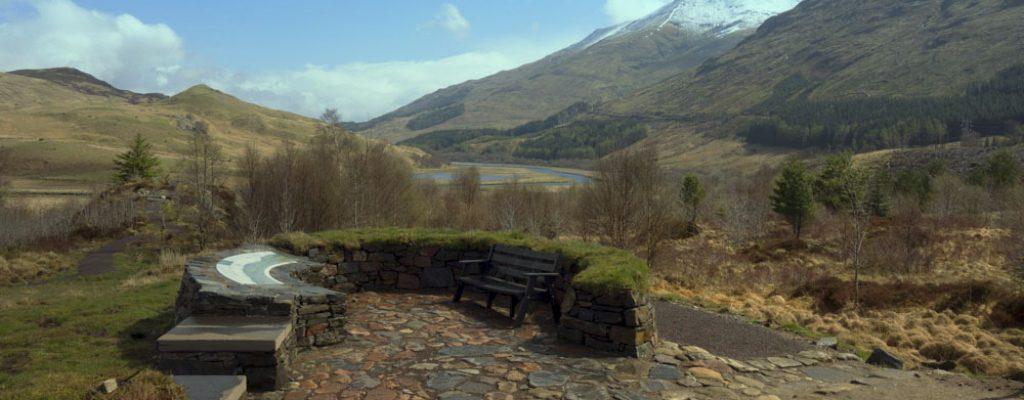 Crianlarich Heritage Paths, Stirlingshire