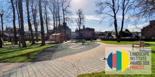 Catherine Street Inclusive Play Park